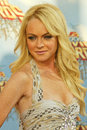 Lindsay lohan at the mtv movie awards shrine auditorium los angeles ca Royalty Free Stock Image