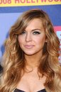 Lindsay lohan at the mtv video music awards paramount pictures studios los angeles ca Royalty Free Stock Photography