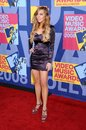 Lindsay lohan at the mtv video music awards paramount pictures studios los angeles ca Stock Image