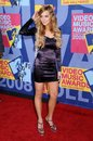 Lindsay lohan at the mtv video music awards paramount pictures studios los angeles ca Royalty Free Stock Photos