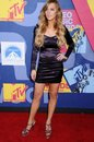 Lindsay lohan at the mtv video music awards paramount pictures studios los angeles ca Royalty Free Stock Photo
