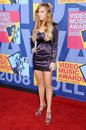 Lindsay lohan at the mtv video music awards paramount pictures studios los angeles ca Royalty Free Stock Images