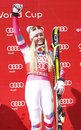 Lindsey Vonn  2015 World Cup in Meribel