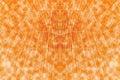 Line orange abstract dynamic creative power