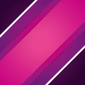 Linear abstract background design pink and purple shiny Royalty Free Stock Photography