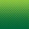 Linear Half Tone - Green Stock Photos