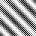 Linear pattern of diagonal lines stripe effect, texture, abstract vector background diagonal lines of the conical strips Royalty Free Stock Photo