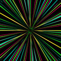Linear Radial Background