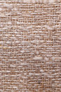 Linen fabric texture Stock Photography