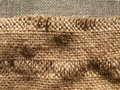 Linen fabric texture suitable as background Royalty Free Stock Images