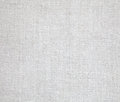 Linen fabrics in white Stock Image