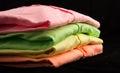 Linen Mens Shirt Royalty Free Stock Photo