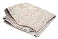 Linen napkin Royalty Free Stock Photo