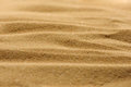 Lines in the sand of a beach Royalty Free Stock Photo