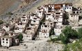 Lingshed gompa buddhistisches kloster in zanskar tal ladakh indien Stockfotos