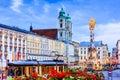 Linz, Austria. Royalty Free Stock Photo