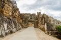 The Lion Gate at Mycenae, Argolidam Greece. Travel Royalty Free Stock Photo