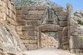 Lion Gate Mycenae Greece