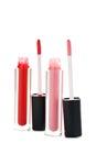 Lip gloss Royalty Free Stock Photo