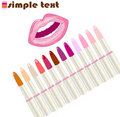 Lipstick and lip set Stock Photography