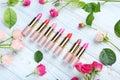 Lipsticks Royalty Free Stock Photo