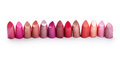 Lipsticks Royalty Free Stock Photo