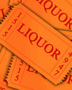 Liquor Royalty Free Stock Images