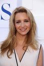 Lisa kudrow at the cbs showtime and cw party tca summer tour party beverly hilton beverly hills ca Stock Photos