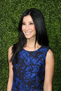 Lisa ling los angeles jan arrives at the oprah winfrey network winter tca party at the langham huntington hotel on january in Royalty Free Stock Photo