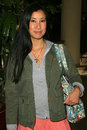 Lisa ling at the tca winter press tour disney showtime court tv and others present new tv shows movies to the television critics Stock Image