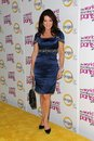 Lisa vanderpump at the world according to paris premiere party roosevelt hotel hollywood ca Stock Image