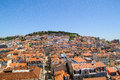 Lisboa landscape Royalty Free Stock Photo