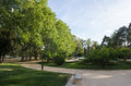 Lisboa, Lisbon, Portugal, Santa Clara Park in the Eastern area of the city Royalty Free Stock Photo