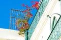 Lisbon balcony Royalty Free Stock Photo