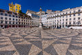 Lisbon. City Hall. Royalty Free Stock Photo