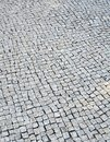 Lisbon pavement background Royalty Free Stock Image