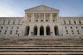 Lisbon portugal february the palácio de são bento is home of assembly of republic portuguese parliament Stock Photography