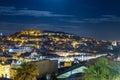 Lisbon skyline Royalty Free Stock Photo