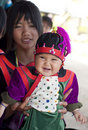 Lisu hilltribe in the village, Thailand Royalty Free Stock Image