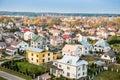 Lithuania city Royalty Free Stock Photo