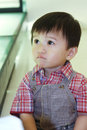Little asian boy Royalty Free Stock Image