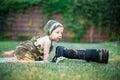 Little Baby Photographer