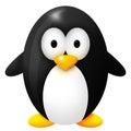 Little black pinguin