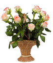 Little bouquet of roses Royalty Free Stock Photos