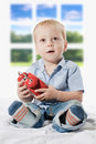 Little boy Royalty Free Stock Image