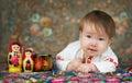 Little Boy In A Traditional Ru...