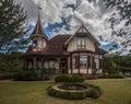 Little Castle of Caracol Canela Brazil Royalty Free Stock Photo