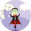 Little Dracula Stock Images