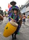 Little Drummer Boy Royalty Free Stock Photo