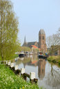 Little Dutch village Royalty Free Stock Photo
